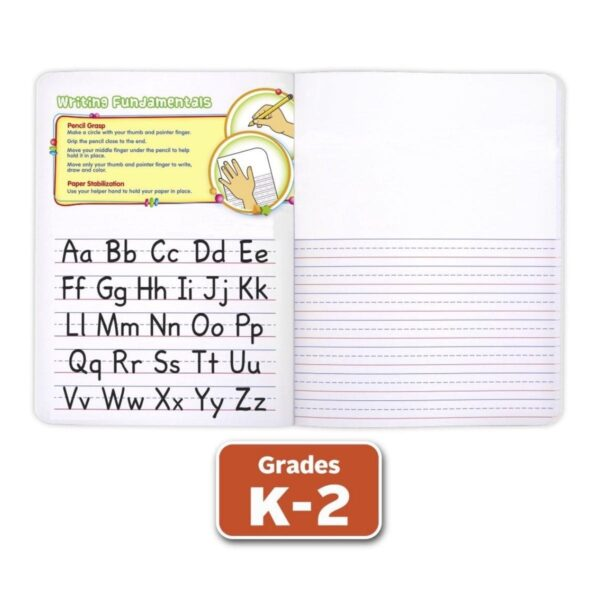 Spark Half Page Ruled Primary Journal Grades K-2