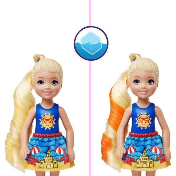Barbie Color Reveal Chelsea Doll with 6 Surprises