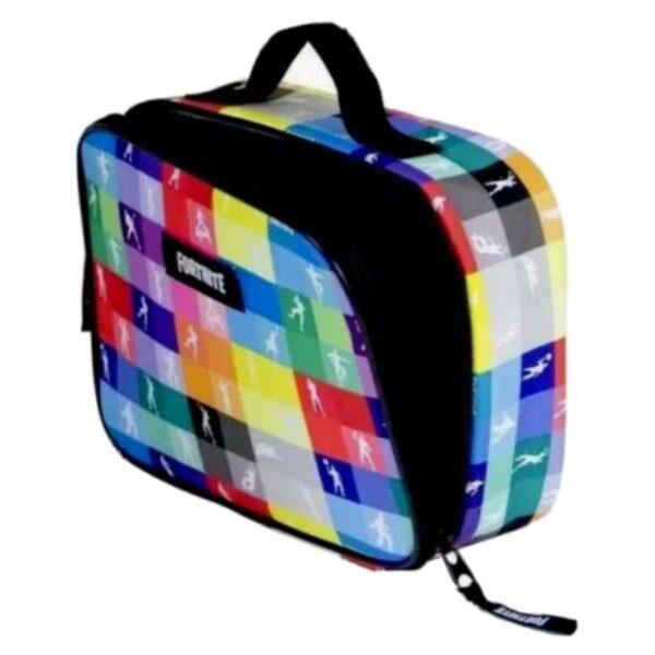 Fortnite Lunch box Dance Multicolor