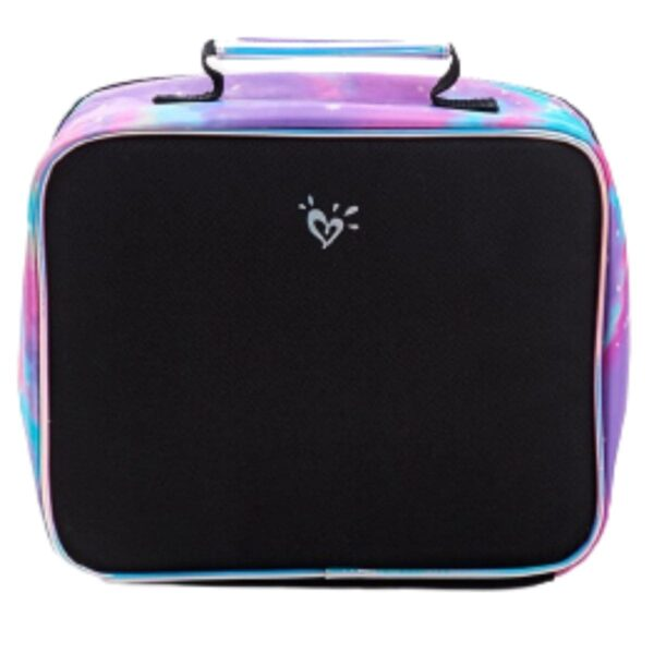 Justice Initial Galaxy Lunch Box