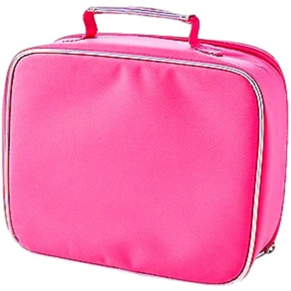 Justice Mermaid Fuchsia Sequined Lunch Box