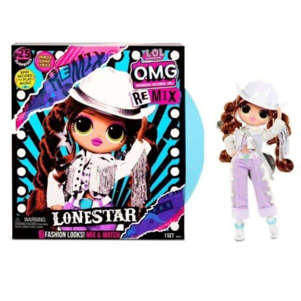 L.O.L. Surprise! O.M.G. Remix Lonestar.