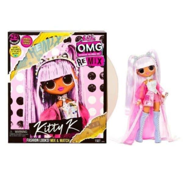 L.O.L. Surprise! O.M.G. Remix Kitty K