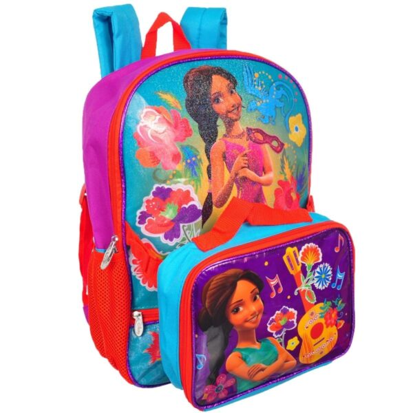 Backpack Elena of Avalor set 2 pieces