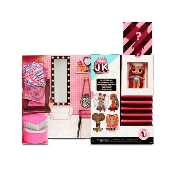 L.O.L. Surprise! Mini Fashion J.K. Diva 15 Surprises