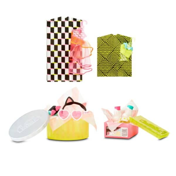 L.O.L. Surprise! J.K. Mini Fashion Neon Q.T. 15 Surprises
