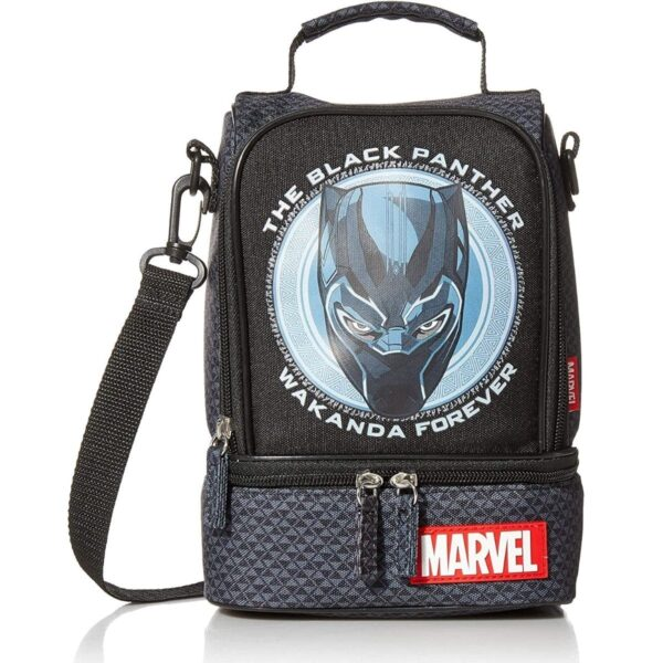 Disney Marvel Black Panther Lunch Box
