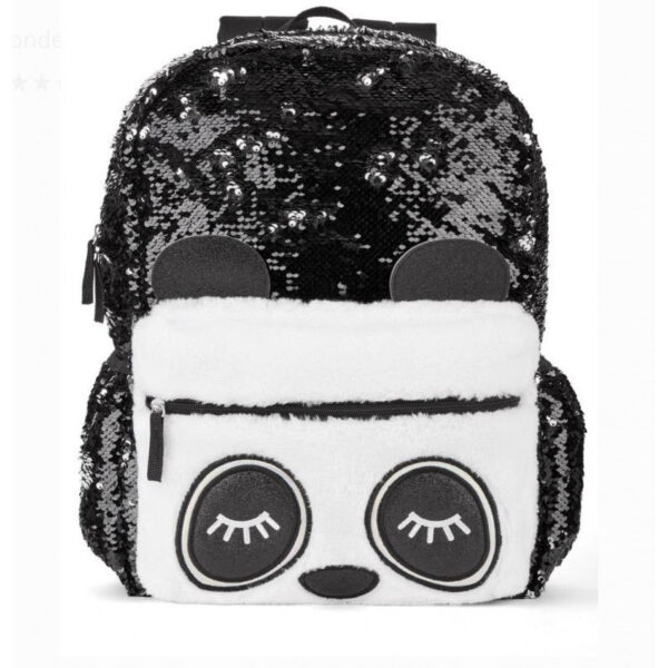 Wonder school backpack panda