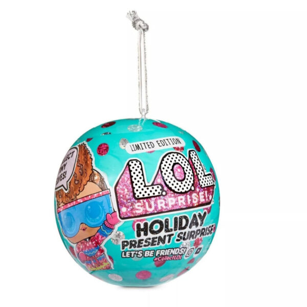 L.O.L Surprise Holiday Present Surprise, Limited Edition