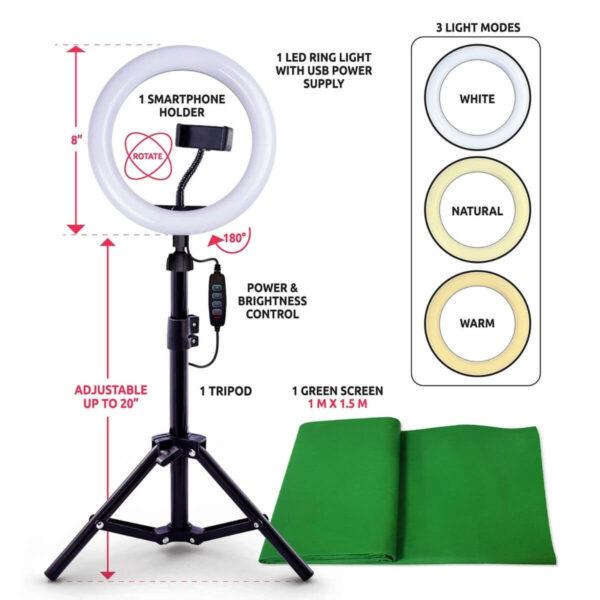 Studio Creator Video Marker Kit