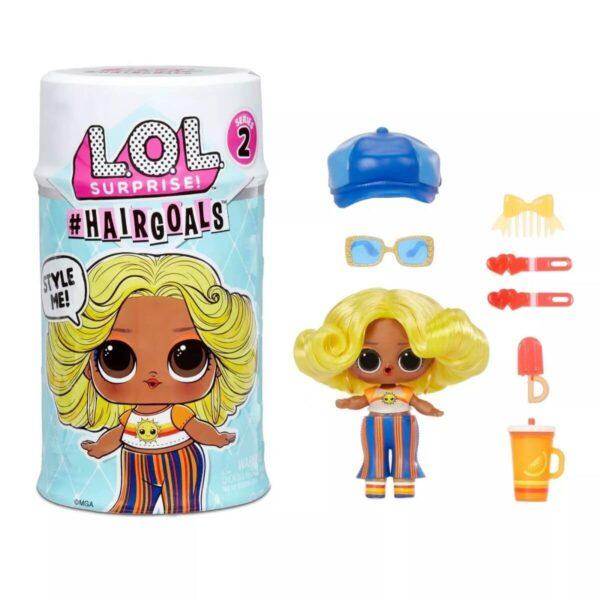 L.O.L. Surprise Hairgoals Series 2