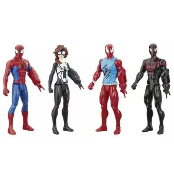 Marvel Spiderman series