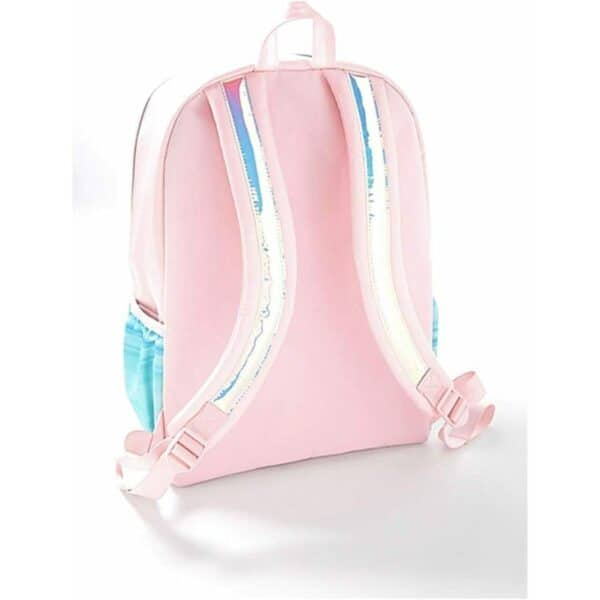 Changing shaky backpack