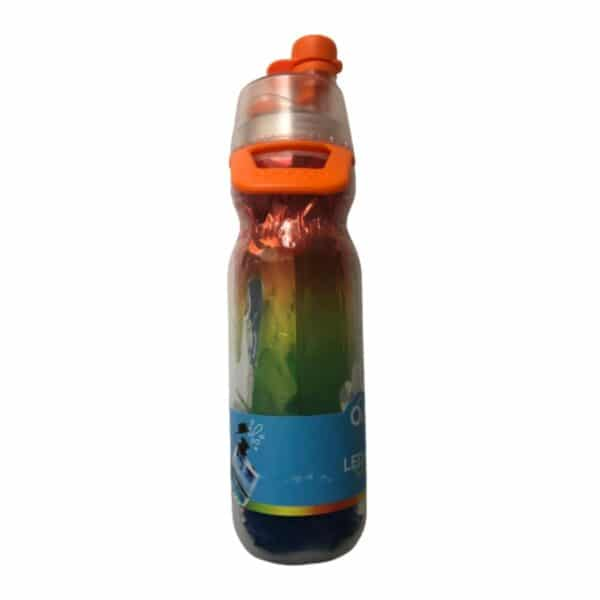 O2COOL® Arctic Squeeze Mist N' Sip 20 oz. Insulated Water Bottle Multicolor