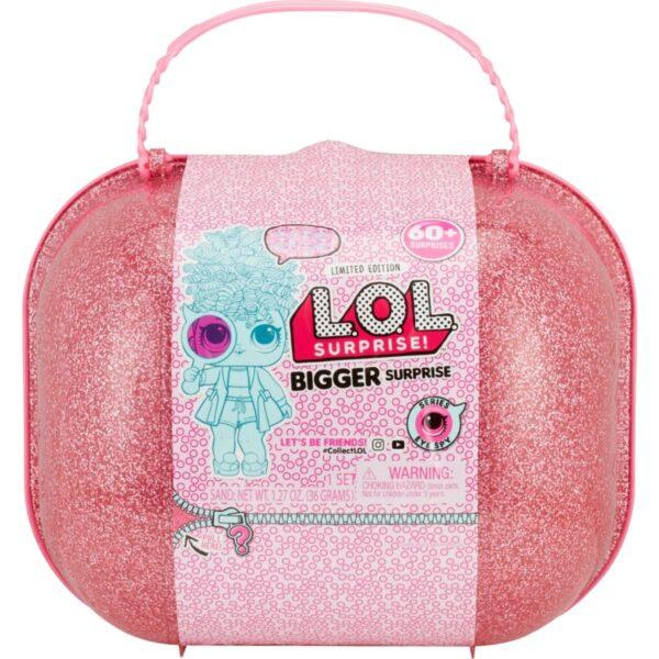 L.O.L. Surprise! - Bigger Surprise - Blind Box - Blue, Pink 1