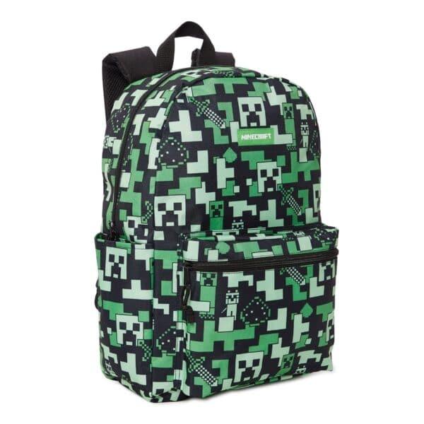 Minecraft School Backpack