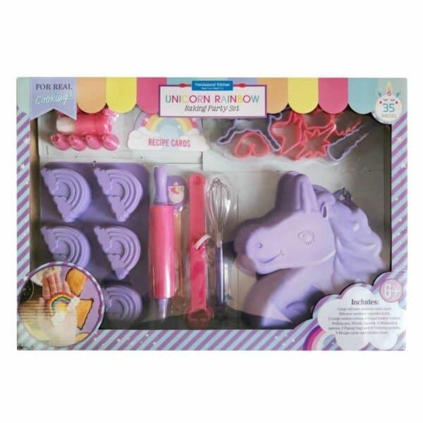 Handstand Kitchen Baking Party Set - Unicorn