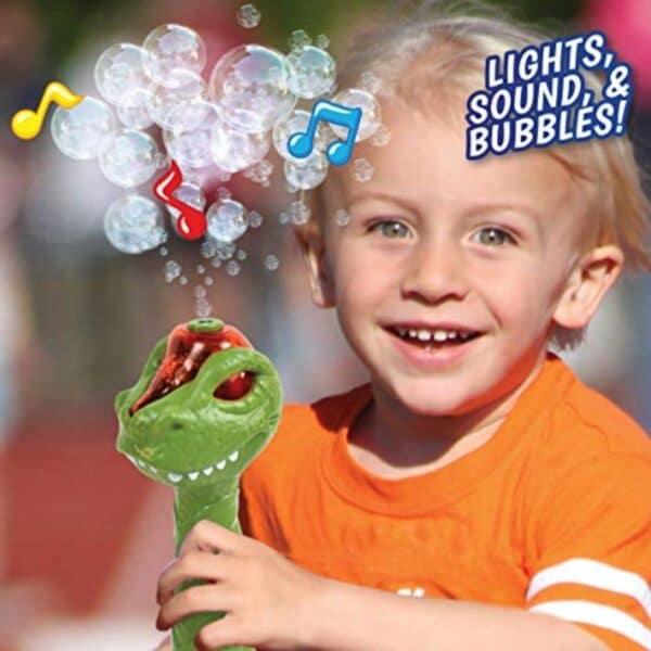 Bubbles Dinosaur