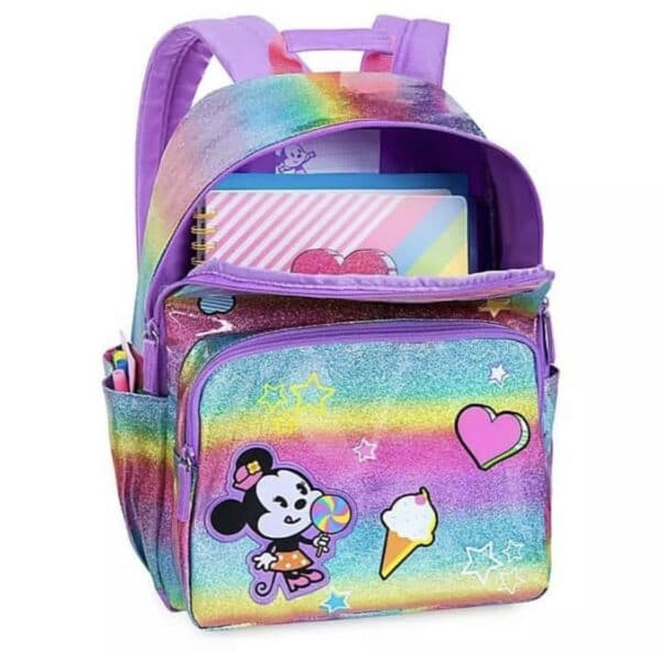 Disney Mickey Mouse Mickey & Minnie Mouse Exclusive Backpack