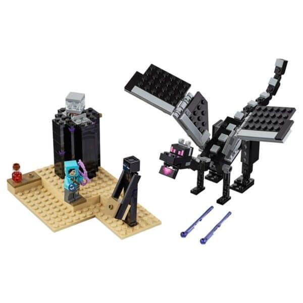 Lego Minecraft 21151
