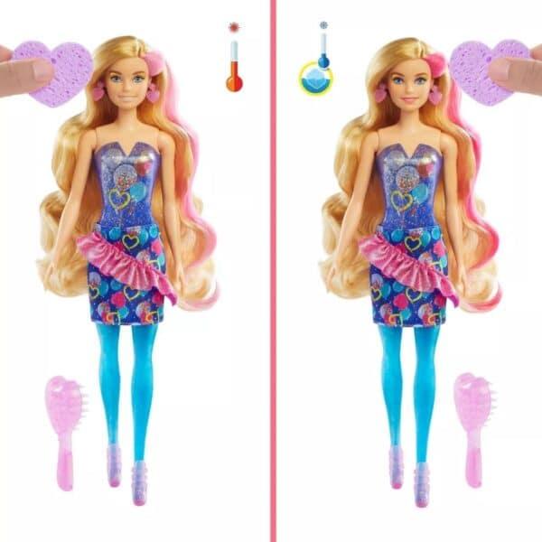 Barbie color reveal GTR96