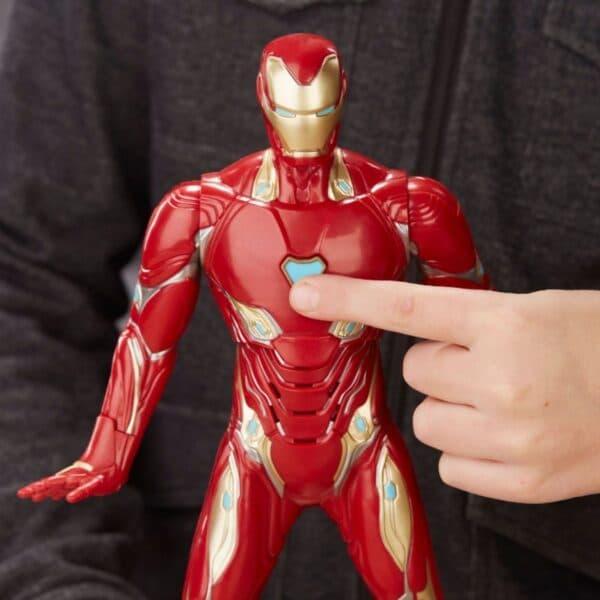 Endgame Repulsor Blast Iron Man